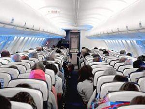 Uçakta kurallara uymayanlara ceza