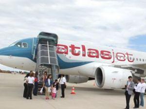 AtlasJet, Edremit seferine başladı