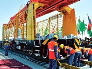 TransAfgan demiryolu inşaatına başlanıyor