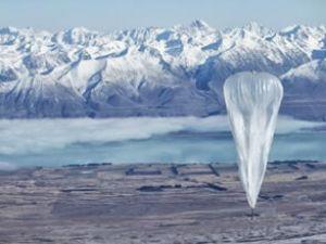 Google'nin internet balonu havalandı