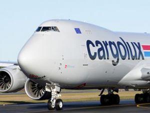 Cargolux Brezilya'ya ilk ticari uçuşunu gerçekleştirdi
