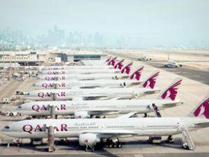 Qatar'ın 50'inci Paris Hava Gösterisi bugün