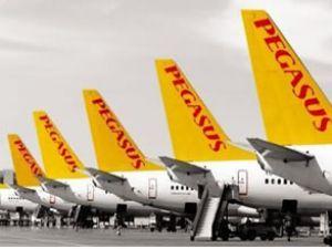 Pegasus, 9 ayda 12,5 milyon yolcu taşıdı