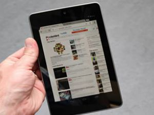 Yeni nesil Nexus 7 sonunda ortaya çıktı