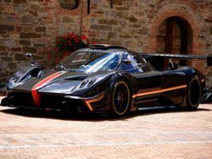 Pagani'den 2.2 milyon euroluk otomobil