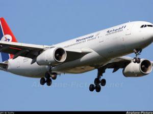 Yemen Hava Yolları uçağı kurşunlandı
