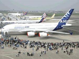 Havacılık Fuarı 50.kez kapılarını açtı