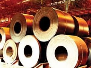 Çelik Karabük ihracatını sırtlıyor