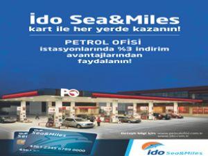 Petrol Ofisi ve İDO'dan indirimli işbirliği