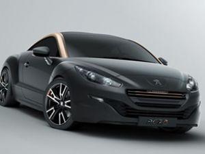Goodwood'a özel yeni Peugeot RCZ