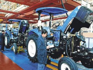 Traktör üretiminde ciddi azalma yaşandı