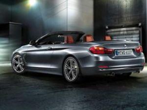BMW 4 Serisi Cabrio nihayet göründü