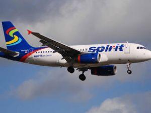 Spirit Airlines'ten 20  uçak siparişi