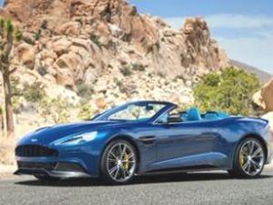 Aston Martin Vanquish Volante Tanıtıldı