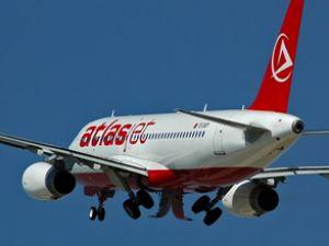 Atlasjet'in İstanbul-Londra seferleri başladı