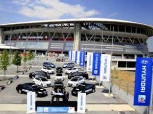 Hyundai ile Dünya Kupası coşkusu