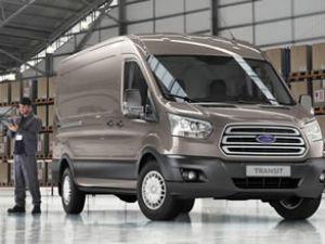 80 saniyede 1 Ford transit satış hedefi
