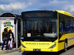 Halk otobüslerinde kredi kartı dönemi
