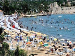 Antalya'da turist sayısında yüzde 18 artış