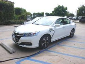 Honda Accord Hybrid sonunda tanıtıldı