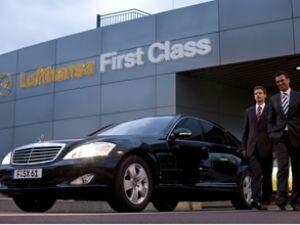 Lufthansa First Class salonları ödül aldı