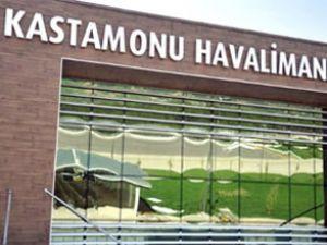 Kastamonu Havalimanı uçuşa hazır