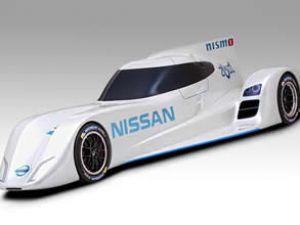 Dünyanın en hızlı elektrikli yarış otomobili