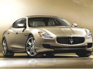 Yılın en iyi Sedan'ı Maserati Quattroporte