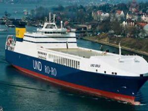 Tekirdağ- Trieste Ro- Ro seferi başlıyor