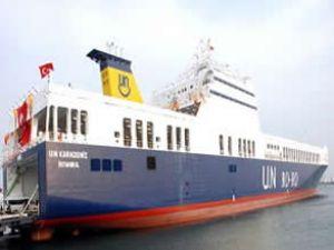 Mısır UN Ro Ro  gemisinin kalkışı ertelendi