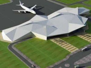 Kars'a Doğu'nun en büyük havalimanı