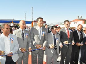 Diyarbakır Oto Ford Truck bayi açıldı