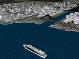 Yeniay: Kanal İstanbul Küçükçekmece'de