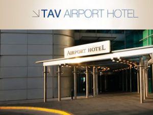 TAV  Hotel'e mükemmelliyet sertifikası