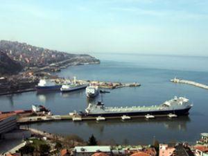 TTK Limanı'ndaki faaliyetler durduruldu
