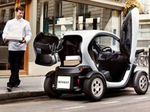 Renault ailesine Twizy Cargo da katıldı
