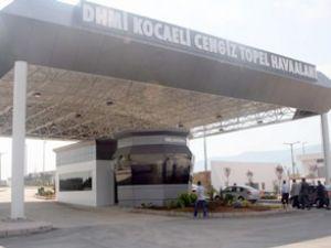 Cengiz Topel Sivil Havaalanı yine sessiz