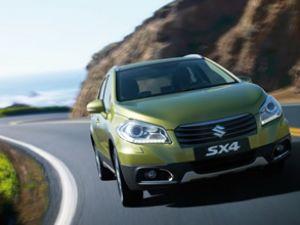 Suzuki Sx4 S-Cross Eylül ayında Türkiye'de
