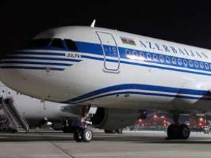 Azerbaijan Airlines uçağı Dalaman'a indi