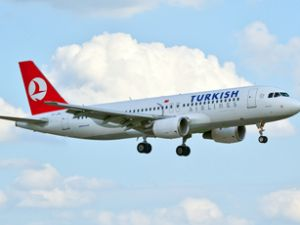 Lübnan'daki THY uçağı İstanbul'a döndü