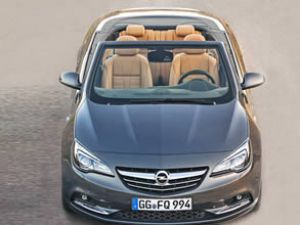 Opel Cascada, Türkiye'de satışa sunuldu