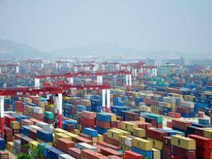 2014 yılının ilk ihracatı Denizli'den yapıldı