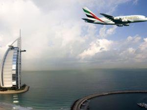 Emirates'ten Bangkok'a günde 6 sefer