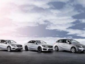Mercedes'den 3 modelde yeni versiyonlar