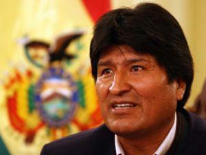 Evo Morales'in uçağına izin verilmedi