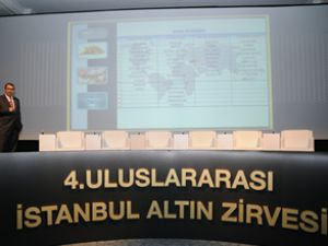 Turkish Cargo Altın Zirvesi'ne sponsor oldu