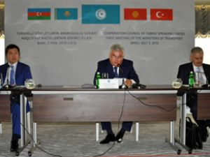 Türki devletlerle ulaştırmada işbirliği