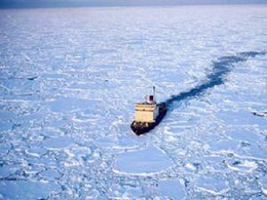Kuzey Denizinden geçen gemi sayısı arttı