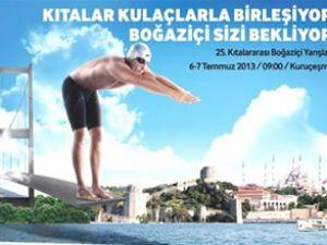 Boğaziçi Yüzme Yarışları Pazar başlıyor