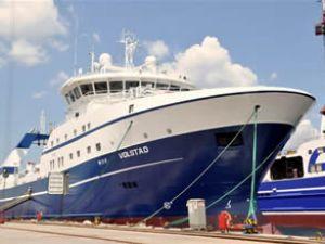 Tersan, Volstad'a trol gemisi teslimatını yaptı